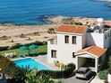 Holiday beach villas in Cyprus