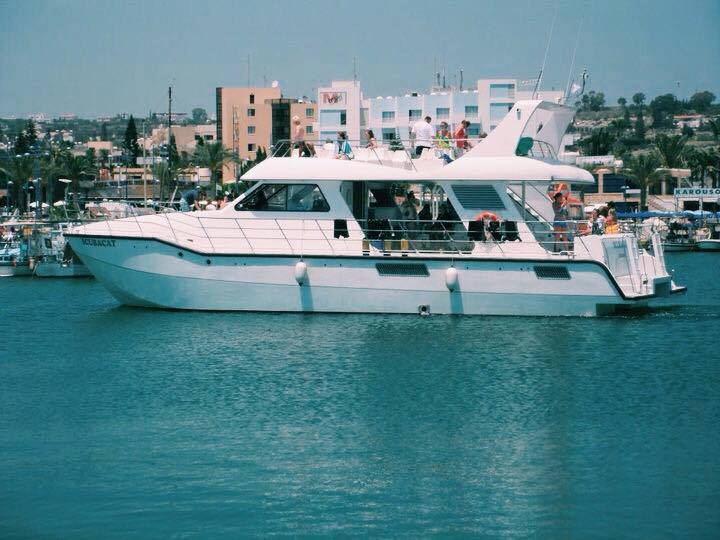 Yacht ScubaCat for rent in Cyprus