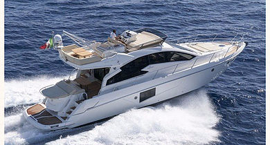 Yacht Cranchi 58 for hire in Latchi