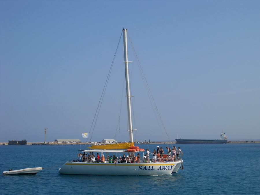 Rent Catamaran Sail Away in Limassol