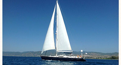 Yacht Moody 66 for hire in Latchi