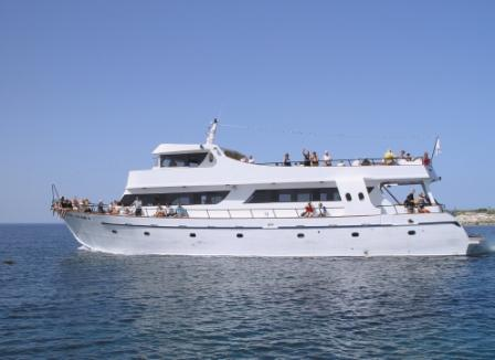 Private yaht Sea Star in Paphos for hire.jpg